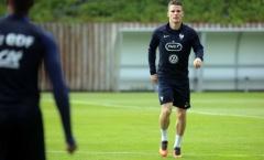 Tuyển Pháp triệu tập đội hình: Chấn thương khiến Deschamp lo lắng