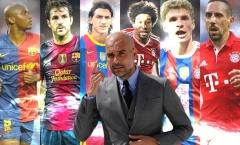 Tại sao rất nhiều cầu thủ chỉ trích Guardiola?