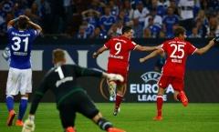 5 điểm nhấn trong trận Bayern – Schalke: Bài học đầu tiên