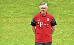 Thống kê gây choáng của Ancelotti tại Bayern