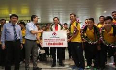 VFF thưởng ĐT futsal Việt Nam 1,5 tỷ đồng