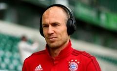 Bác sĩ tiết lộ lí do Robben hay chấn thương