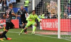 Bùng nổ phút cuối, Bayern có được 3 điểm