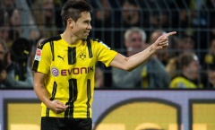 Raphael Guerreiro: Ghi bàn cho Dortmund thật tuyệt