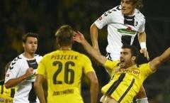 Tân binh Dembele tỏa sáng, Dortmund duy trì mạch chiến thắng