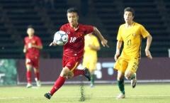 U16 Việt Nam chỉ cách World Cup 1 trận đấu