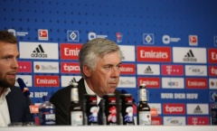 Ancelotti đi vào lịch sử Bayern Munich