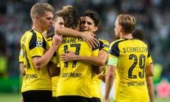 Dortmund và sự mạo hiểm mang đến thành công vang dội