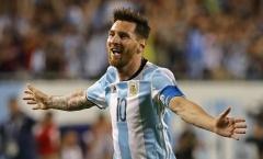 Góc BLV Vũ Quang Huy: Vắng Messi nhưng Argentina vẫn bỏ túi 3 điểm