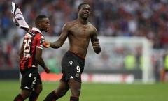 Chính thức: Balotelli được xóa thẻ đỏ trong trận đấu với Lorient