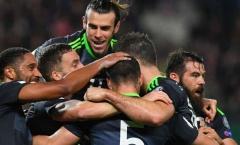 Gareth Bale hài lòng dù bị Áo cầm chân