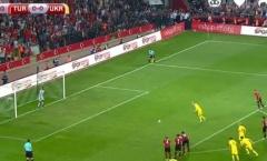 Thổ Nhĩ Kỳ 2-2 Ukraine (vòng loại World Cup)