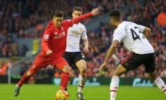 Góc Trần Minh Chiến: Liverpool chia điểm M.U, Man City hạ Everton