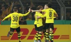 23h30 ngày 29/10, Dortmund vs Schalke: Đại chiến vùng Ruhr