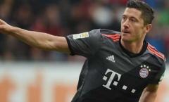Lewandowski thăng hoa, Bayern có 3 điểm về làm quà