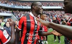 Balotelli lại sáng, Nice giữ chắc ngôi đầu Ligue 1