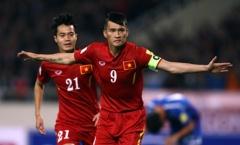 Chính thức bán vé trận giao hữu của ĐT Việt Nam