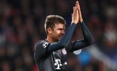 Carlo Ancelotti đang toan tính điều gì cho Thomas Müller?