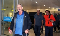 HLV Alfred Riedl hạnh phúc khi trở lại Hà Nội