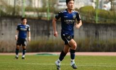 Xuân Trường trải lòng với Incheon United