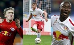 4 ngôi sao 9X của chú ngựa ô đang thống trị Bundesliga
