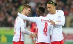 Vòng 12 Bundesliga: Leipzig tiếp tục tạo sốc