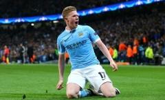 Top 5 chân chuyền hiệu quả của bóng đá châu Âu