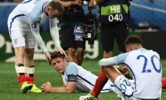 5 khoảnh khắc thất vọng của bóng đá châu Âu năm 2016