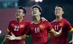 U22 Việt Nam đặt mục tiêu vào chung kết SEA Games 2017