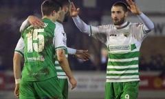CLB xứ Wales lập kỳ tích chuỗi trận thắng dài nhất lịch sử