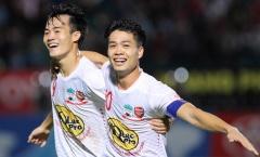Trước vòng 8 V-League 2017: Công Phượng 'đối đầu' Công Vinh