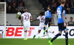 Vòng 27 Bundesliga: Hùm xám sẩy chân, Dortmund thắng lớn