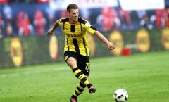 Dortmund CHÍNH THỨC trói chân sao chạy cánh