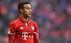 Sợ mất Thiago, lãnh đạo Bayern ra tay 'chốt hạ'