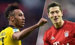 23h30 ngày 08/04, Bayern Munich vs Dortmund: Torjaegerkanone