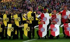 Tâm điểm Bayern - Dortmund: Danh dự là trên hết