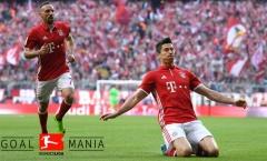 Đứt mạch 6 trận ghi bàn liên tiếp, Aubameyang bất lực nhìn Lewandowski tung hoành