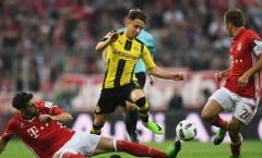 Tuchel: 'Dortmund thua là xứng đáng'