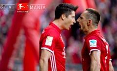Những điểm nhấn sau vòng 28 Bundesliga: Hùm xám gầm vang; Kịch tính nhóm cuối