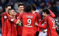 Vòng 36 Ligue 1: Monaco & PSG thay nhau 'nghiền nát' đối thủ