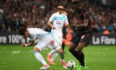 Balotelli đạt cột mốc mới trong sự nghiệp