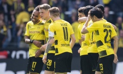 Hạ màn Bundesliga 2016/17: Kịch tính phút 88