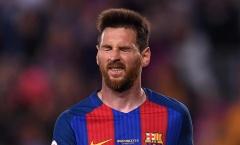Messi & Nỗi đau của 'Vua phá lưới' 5 giải VĐQG hàng đầu châu Âu