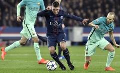 Chuyển nhượng Pháp 10/06: Verratti 'thả thính' Juventus; Monaco săn tiền đạo 18 tuổi