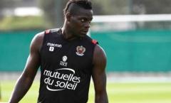 Tương lai đã chốt, Balotelli trở lại tập luyện cùng Nice