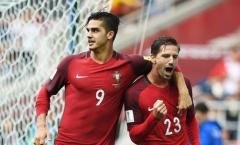 Hưởng penalty ở hiệp phụ, Bồ Đào Nha xuất sắc đánh bại Mexico