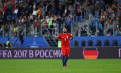Phung phí cơ hội, Chile ngậm ngùi nhìn người Đức lên ngôi