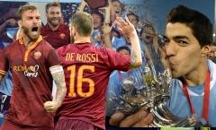 Vào ngày này |24.7| Uruguay lập kỷ lục trong sinh nhật huyền thoại Roma