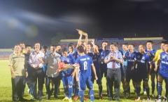 CAND và Bình Định góp mặt ở hạng nhất 2018