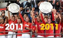Vào ngày này |7.8| Man United và những trận siêu cup Anh đáng nhớ